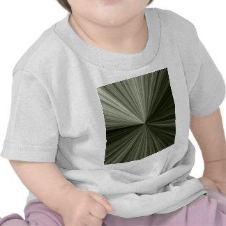 Green Spectrums Tee Shirts