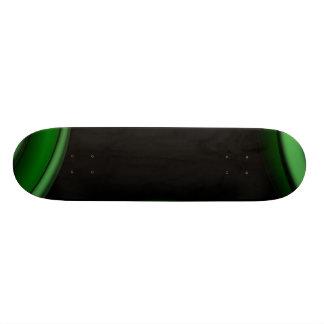 Green Spiral Zone Skateboard