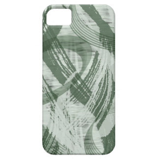 Green Splash Barely There iPhone 5/5S Case