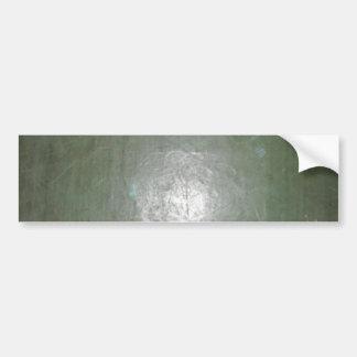Green Splash Bumper Sticker