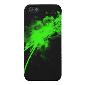 green splatter covers for iPhone 5