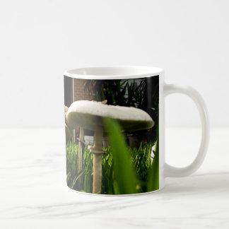 Green Spored Lepiota Coffee Mug