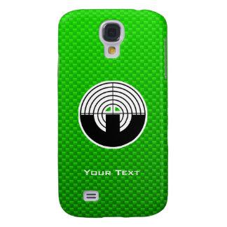 Green Sport Shooting HTC Vivid Covers