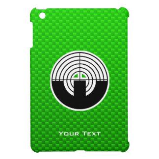 Green Sport Shooting iPad Mini Covers