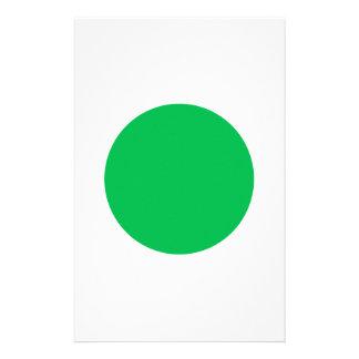 Green Spot Stationery