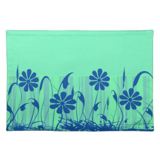 green spring American MoJo Placemat
