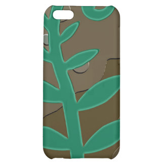Green Sprout Cover For iPhone 5C