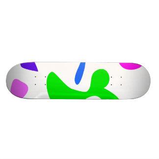 Green Sprout Skateboard Deck