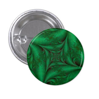 Green Square Spiral Button