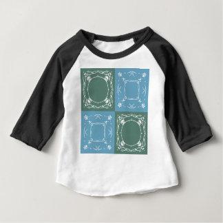 green squares baby T-Shirt