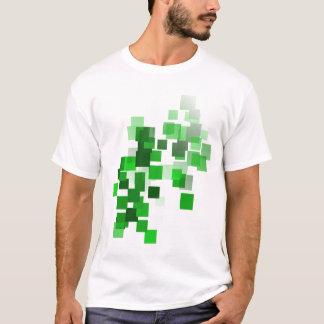Green Squares T-Shirt