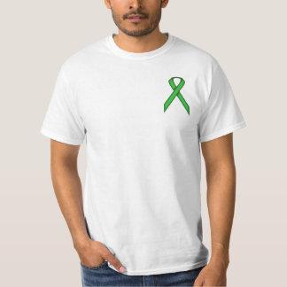 Green Standard Ribbon T-Shirt