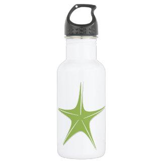 green star 18oz water bottle
