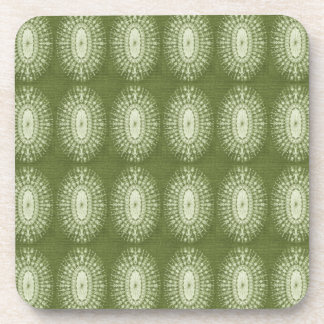 Green Star Coaster