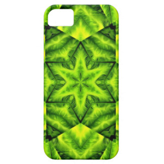 Green Star iPhone Cover