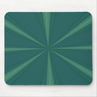 Green Star Mousepad