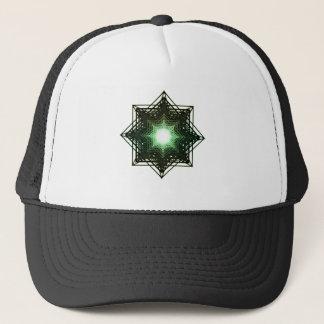 Green Star Trucker Hat