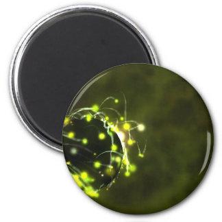 green starfire magnet