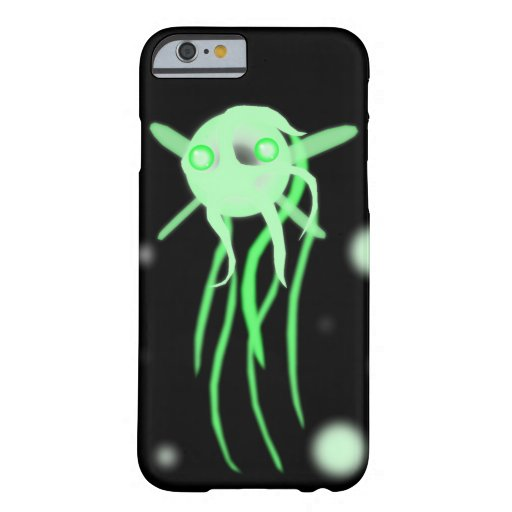 Green Starlight Wisp Barely There iPhone 6 Case