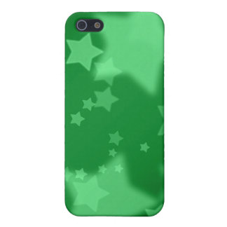 Green Stars  iPhone 4 Speck case iPhone 5 Covers