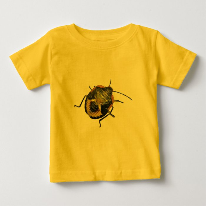 Green Stink Bug Nymph Coordinating Items Baby T-Shirt