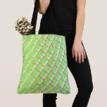 Green stock market with 'amendment clearly tote bag