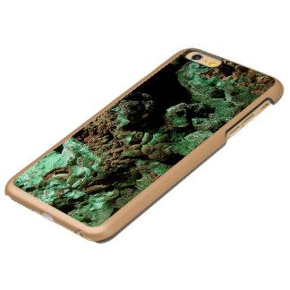 green stone pattern incipio feather shine iPhone 6 plus case