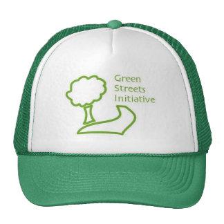 Green Streets Trucker Hat