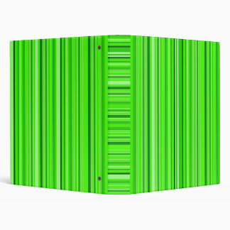 Green Strips Binder