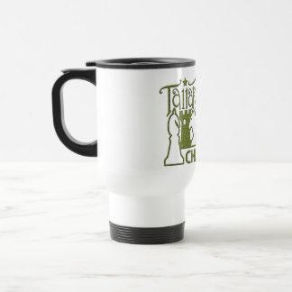 Green Stucco Mug