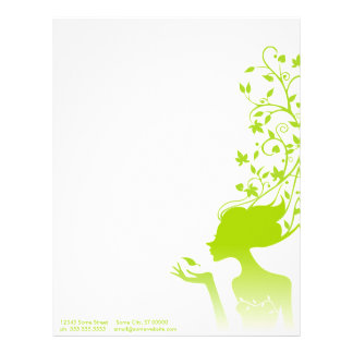 green sugar letterhead