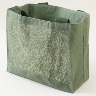 Green Summer Grass Texture Tote