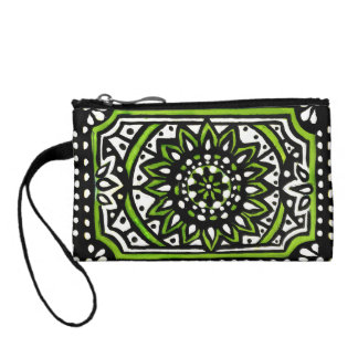 Green Sun Coin Wallet
