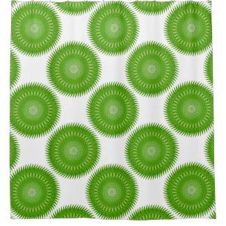 Green Sun Mandala