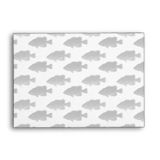 Green Sunfish Envelope