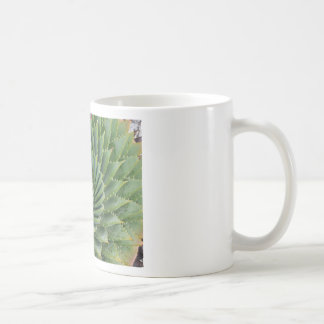 Green Supper Image Classic White Coffee Mug