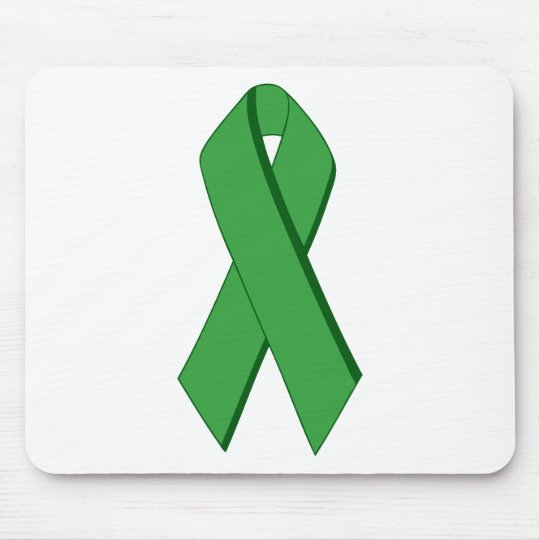 green support mouse pad