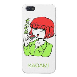 green sushi iPhone SE/5/5s case