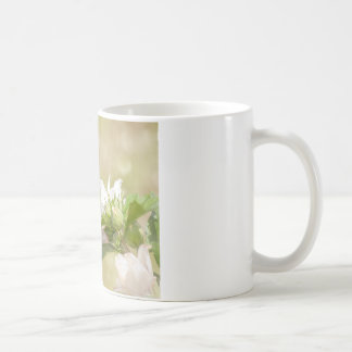 Green Swallowtail Butterfly on Hibiscus Mug