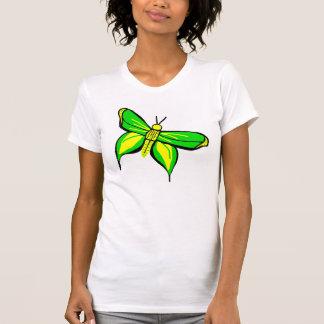 green swallowtail butterfly shirt