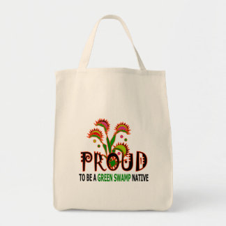 Green Swamp Native Tote Bag