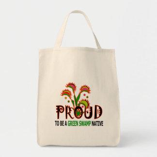 Green Swamp Native Tote Bag