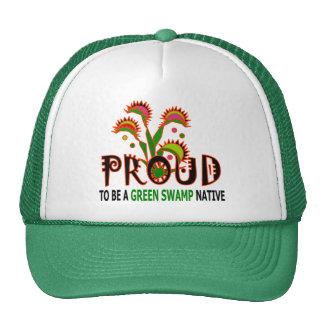 Green Swamp Native Truckers' Cap Trucker Hat