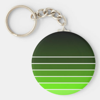 green swatch keychain