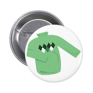 Green Sweater Buttons