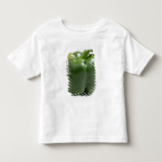 Green sweet pepper For use in USA only.) Toddler T-shirt