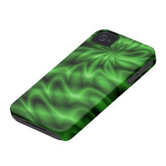 Green Swirl iPhone 4 Cover