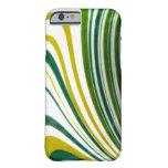 Green Swirl iPhone 6 case iPhone 6 Case