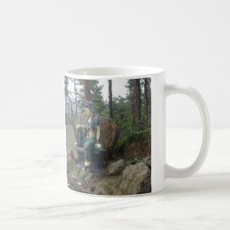 Green Tara 2 Greeting Card Coffee Mug