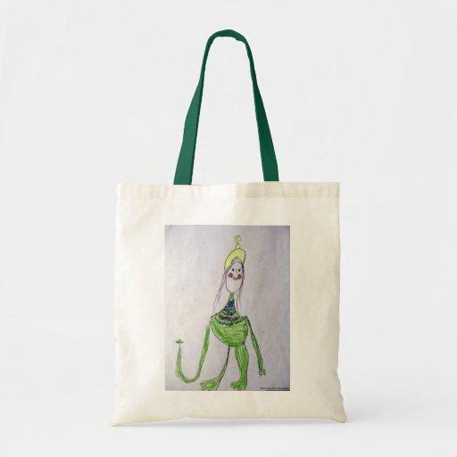 Green Tara Bag